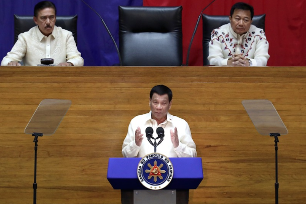 Church leaders give Duterte poor performance marks
