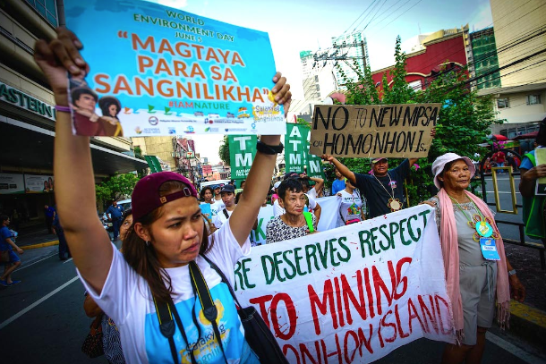 Philippines is Asia's 'deadliest place for green activists'
