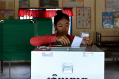 Election result entrenches Cambodia as a one-party state