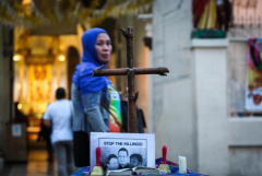 The killing of human rights defenders