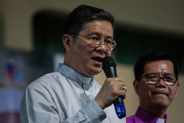 Bishop backs plan to rescue captive Filipinos in Libya