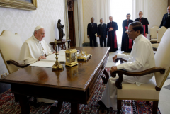 Sri Lankan Catholics need to follow pope's call on death penalty