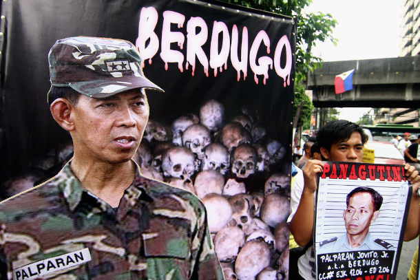 Infamous Filipino general gets life for abducting students