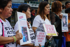 Glimmer of hope for families of Philippine drug war dead