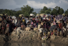 UN report confirms Rohingya suffered genocide