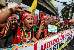 Philippine religious leaders warn against 'rising tyranny'