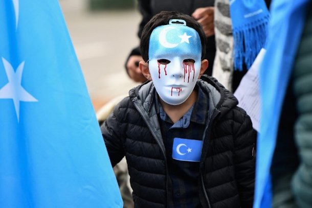 Children latest casualty of China's Uyghur crackdown