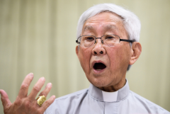 Cardinal Zen rues 'betrayal' of China's underground church