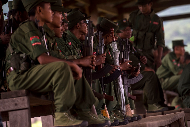 Bible-school students forcibly recruited by ethnic militia