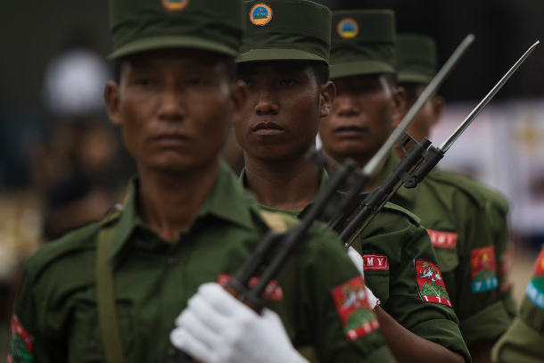 China economics spurs Myanmar religious repression