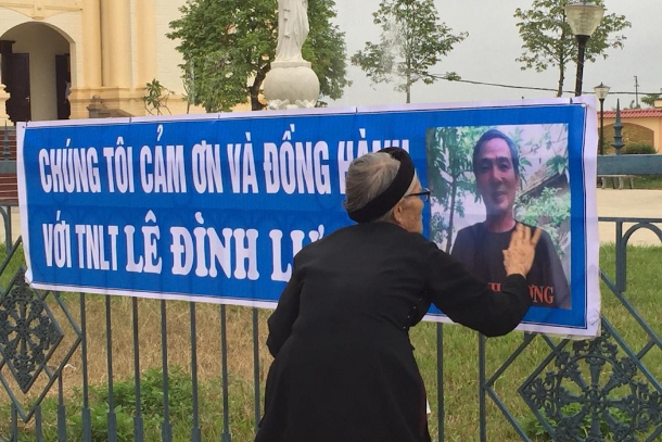 Vietnam upholds Catholic activist's harsh sentence