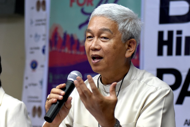 Manila bishop warns against dirty politicians