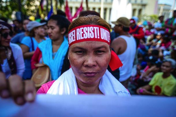 Study reveals police abuse of Filipino women