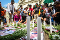 Philippines' 'desaparecidos' remembered on All Souls' Day