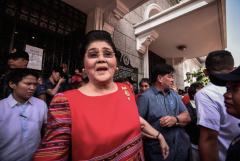 Philippine court convicts Imelda Marcos for graft