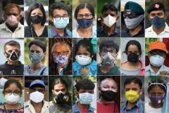India chokes on worsening air pollution