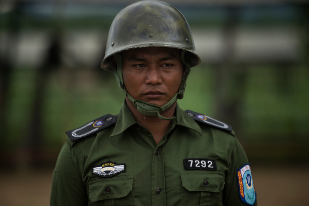 Bible students escape from China-backed militia in Myanmar