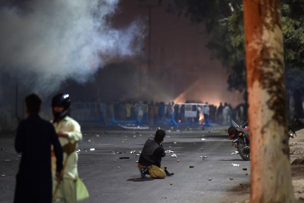 Asia Bibi protest leader arrested in Pakistan