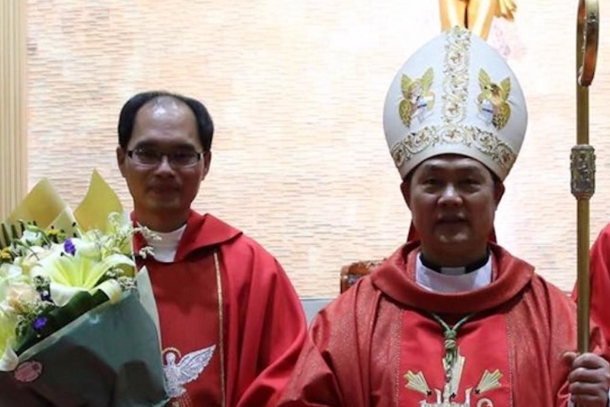 Bishop Shao freed by Chinese authorities