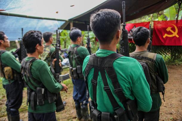 Philippine communist rebels threaten to go on offensive
