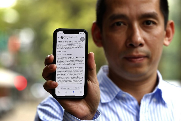 Activists vow not to be gagged by Vietnam's cyber law