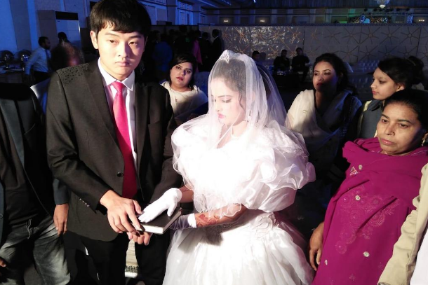 Pakistani brides rue marrying 'rich' Chinese
