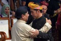 Tepid start to Indonesian election end-game