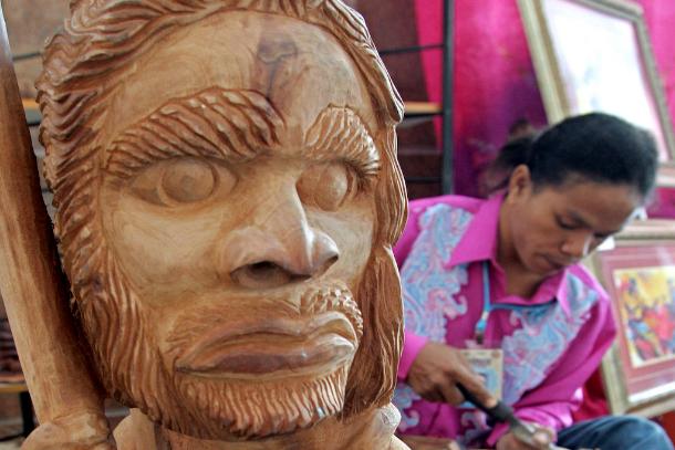 The arrival of Malaysia's Orang Asli
