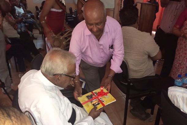 Sri Lankan expat helps migrant workers survive in Italy
