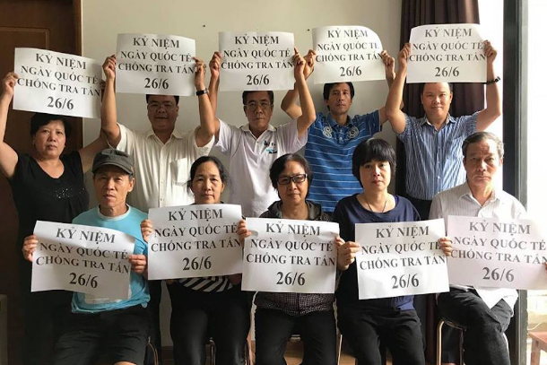 Vietnamese activist detained 'illegally' for 6 months