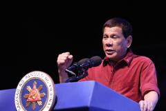 Duterte warns against harming Catholic bishops, priests