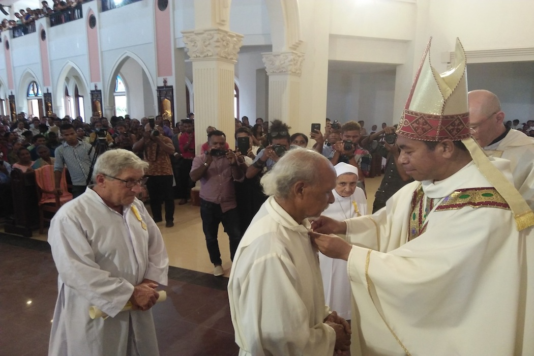 Vatican honors missionaries in Timor-Leste