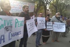 Pakistan Church rejects war hysteria