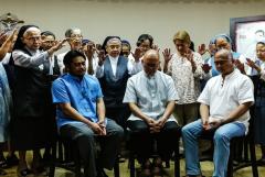 Philippine Catholic priests make death threats claim