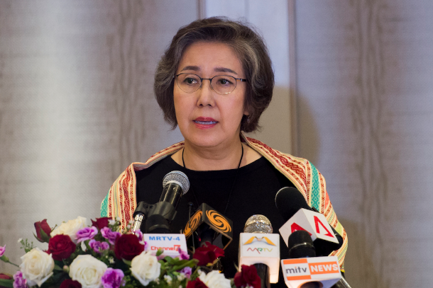 Myanmar wants 'biased' UN rapporteur replaced