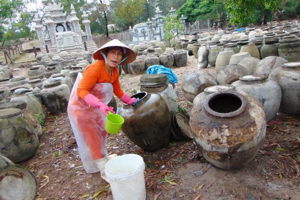 Vietnam's fish sauce producers swim against tide