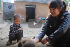 Vicious cycle of poverty in rural China