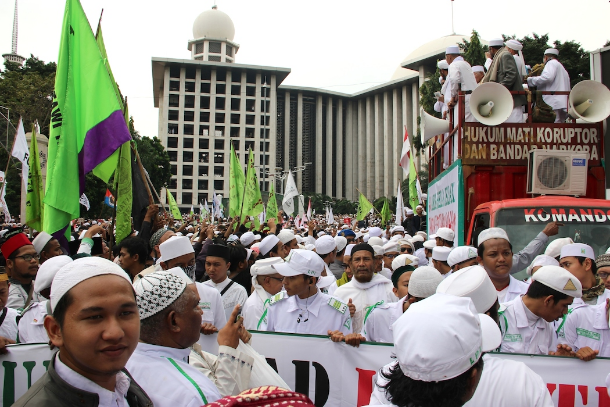 Indonesian mosques declared out of bounds to candidates