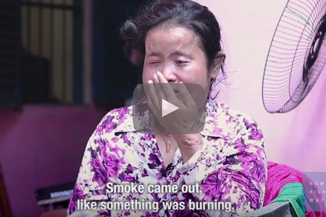 Support lacking for acid attack survivors in Cambodia