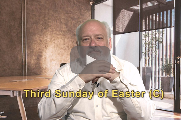 Sunday Gospel Reflection with Father Bill Grimm