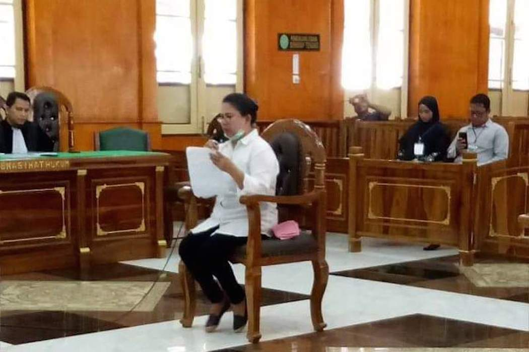 Indonesian Buddhist loses final appeal in blasphemy case