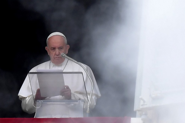Christian life impossible without Holy Spirit, pope says