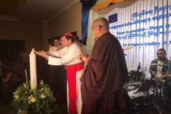 Myanmar monk stresses harmony to combat hate