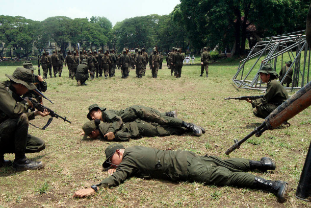 Concerns grow over Philippine student military training plan