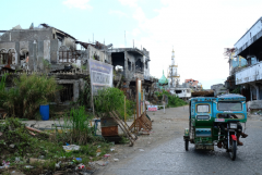 Marawi cathedral rebuild on hold until mosques fixed