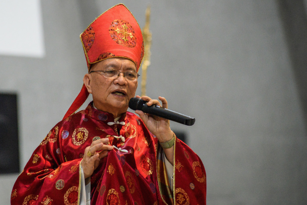 Diocese wants info to back sainthood for Filipino boy