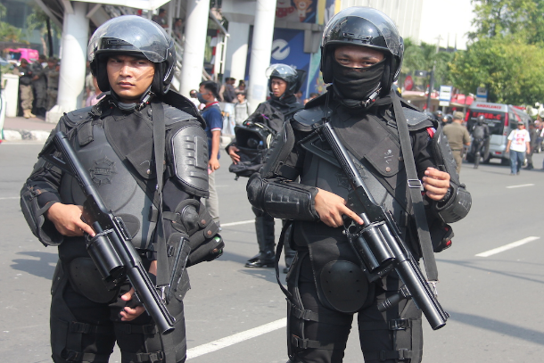 Indonesian police arrest suspected leader of Bali bombers