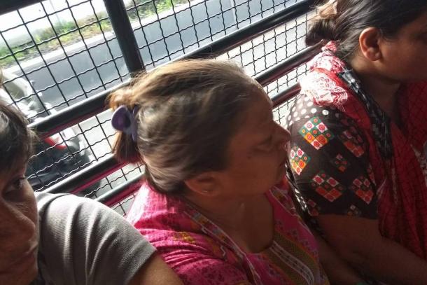 Thai police seize 51 Pakistani Christian asylum seekers