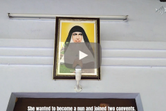 A special nun who will become India's next saint