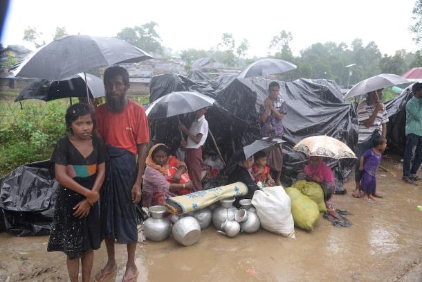 ICC team visits Bangladesh over Rohingya atrocities